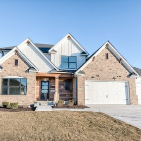 SOLD! Immediate Move-In Ready 1st Floor Master Custom Home Now Available in Stewart Ridge!
